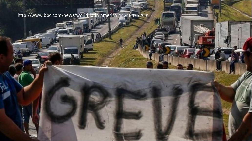 Brazil Crisis and Prayer Request – Christ Journey
